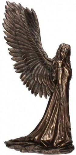 Picture of Spirit Guide Bronze Statue (Anne Stoke) LARGE 43cm Limited Edition
