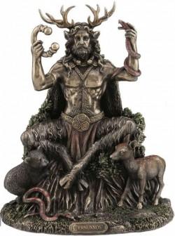 Picture of Cernunnos and Animals Figurine 23cm