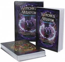 Picture of Witches Wisdom Oracle Cards