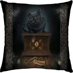 Picture of Pandoras Box Cat Cushion (Lisa Parker)