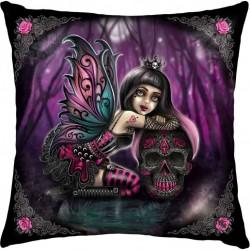 Picture of Lolita Gothic Fairy Cushion (Little Shadows)