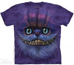 Picture of Cheshire Cat T Shirt The Mountain