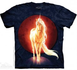 Picture of Last Unicorn T Shirt The Mountain