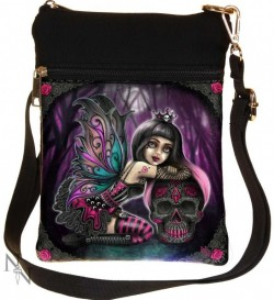 Picture of Lolita Gothic Fairy Shoulder Bag (Little Shadows)