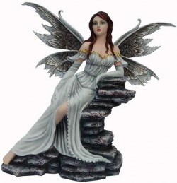 Picture of Sienna Fairy Statue 48cm LARGE
