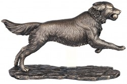 Picture of Fetch Dog Figurine Genesis Fine Arts 35 cm LARGE