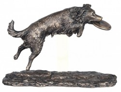 Picture of Catch Dog Figurine Genesis Fine Arts 31cm
