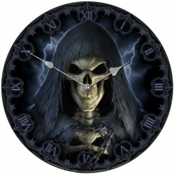 Picture of The Reaper Wall Clock (James Ryman) 34 cm