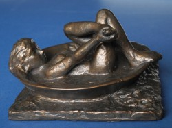 Picture of The Bath Bronze Figurine Degas