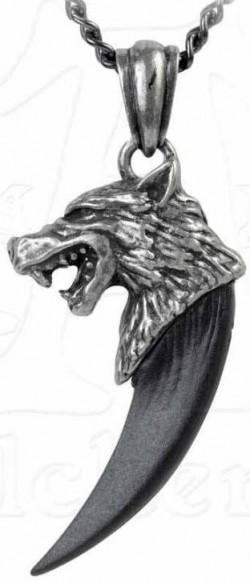 Picture of Wolf Macht Pendant