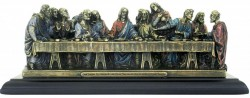 Picture of The Last Supper Bronze Figurine with Base 26cm