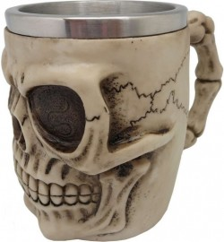 Picture of Grinning Skull Tankard LARGE