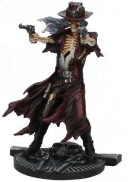 Picture of Undead Cowboy Figurine