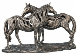 Picture of Alliance Contemporary Bronze Horse Figurine LARGE 56cm