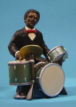 Picture of Drummer All That Jazz Figurine