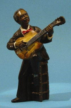 Picture of Guitarist All That Jazz Figurine