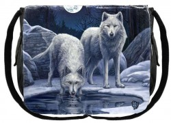 Picture of Warriors Of Winter Messenger Bag (Lisa Parker) Deluxe 40 cm