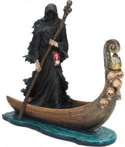 Picture of Charon Ferryman of the Underworld Figurine