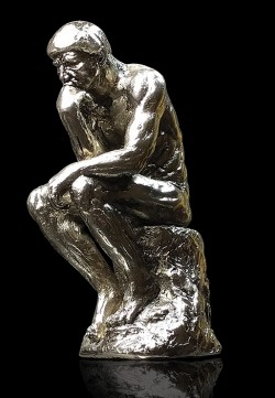 Image result for silver thinker