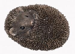 Picture of Zippo Small Hedgehog Bronze Sculpture (Thomas Meadows)