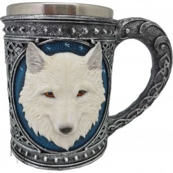 Picture of Ghost Wolf Tankard 17cm