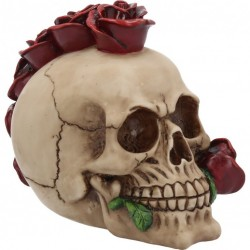 Picture of Rosehawk Skull Ornament