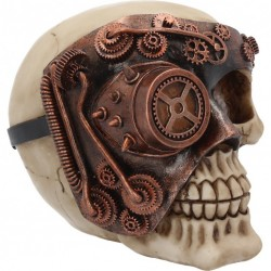 Picture of Steampunk Skull Ornament