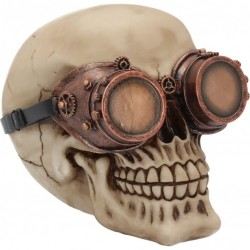 Picture of Steampunk Skull Tinkerer Ornament