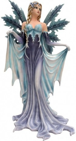Picture of Aurora Ice Queen Fairy Statue 55cm LARGE    SECOND