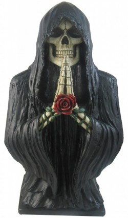 Picture of Reaper of the Rose Figurine