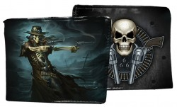 Picture of Gunslinger Skeleton Wallet James Ryman
