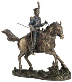 Picture of Uhlan Polish Light Cavalry Figurine