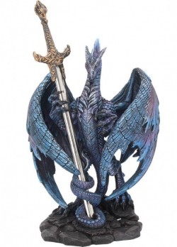 Picture of Sky Dragon Figurine Letter Opener Ruth Thompson 29 cm