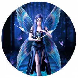 Picture of Enchantment Fairy Clock 34 cm (Anne Stokes)