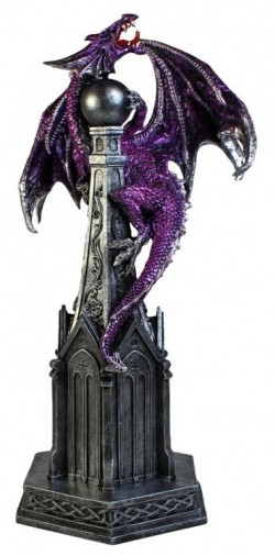 Picture of Dragon Spire Figurine 29cm