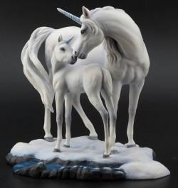 Picture of Sacred Love Unicorn Designer Figurine (Lisa Parker) 21 cm