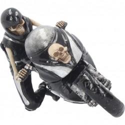 Picture of Speed Reaper Skeleton Biker Figurine James Ryman