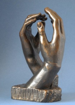 Picture of The Cathedral Ornament (Rodin) 17 cm