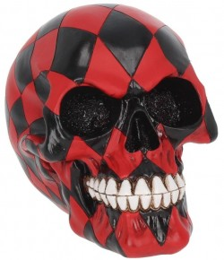 Picture of The Fool Skull