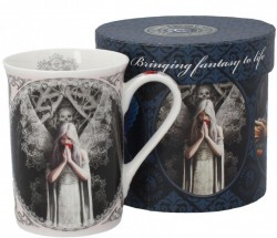Picture of Only Love Remains Fairy Mug (Anne Stokes)
