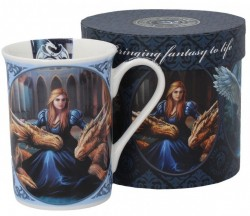Picture of Fierce Loyalty Mug Anne Stokes