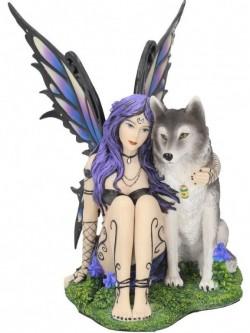 Picture of Wolfsbane Poison Fairy Figurine 16cm