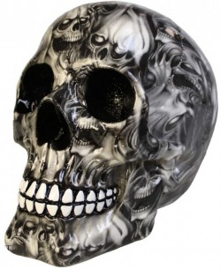 Picture of Soul Skull Ornament Medium