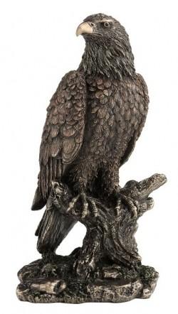Picture of Eagle Bronze Figurine 22 cm