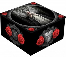 Picture of Only Love Remains Mirror Box (Anne Stokes) LAST FEW LEFT
