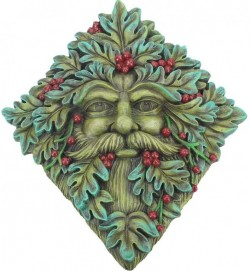 Picture of Berry Beard Wildwood Wall Plaque