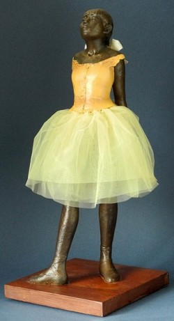 Picture of Degas Little Dancer Bronze Figurine LARGE 36 cm