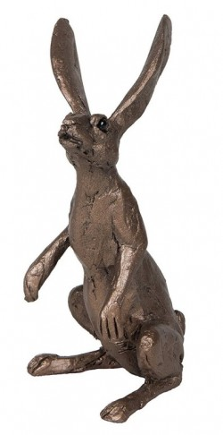 Picture of Jock Hare Looking Bronze Figurine SMALL (Thomas Meadows) FRITH MINIMA