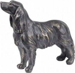 Picture of Spaniel Standing Antique Bronze Finish Figurine
