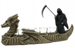 Picture of Reaper Reckoning with 4 Shot Glasses 40 cm